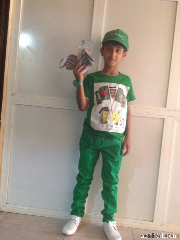 سعود نايف الهمزاني